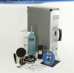 Model 82CAK+ Class 2 Data Logging Noise Measurement Kit with dB(C)-dB(A) Function