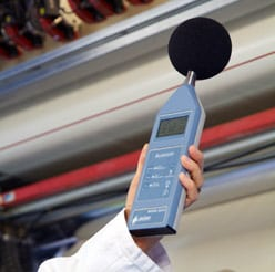 Model 84 Class 2 Data Logging Sound Level Meter with 1:1 Octave Band Filters