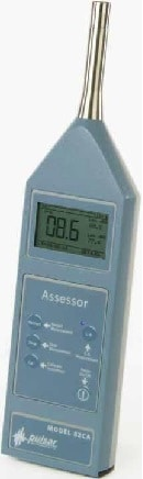 Model 82CA+ Class 2 Data Logging Sound Level Meter with dB(C)-dB(A) Function