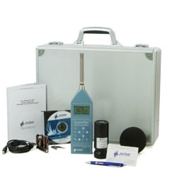 Model 94K Quantifier Class 2 Sound Level Meter with 1:1 Octave Band Filters Noise Measurement Kit