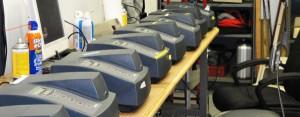 Analytical laboratory instruments repair